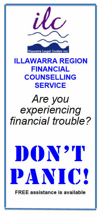Financial Counselling Brochure