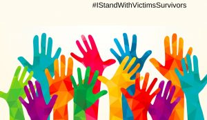 Read more about the article #IStandWithVictimsSurvivors