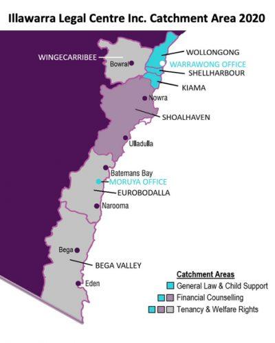 ILC Catchment Area 2020